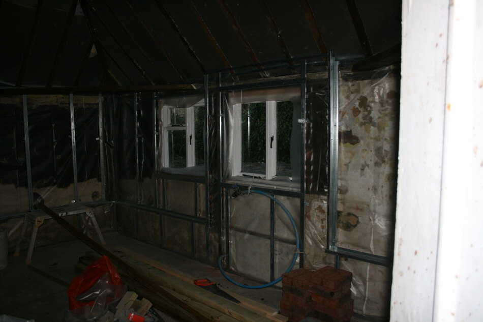 Grade two listed building refurbishment