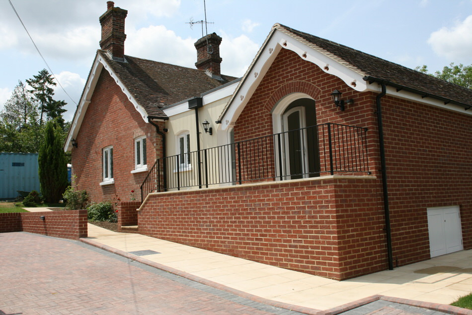 Hochee cottages refurbishment and extension
